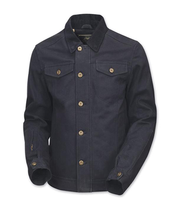 ラモーン テキスタイルジャケット