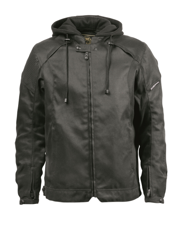 トレント テキスタイルジャケット