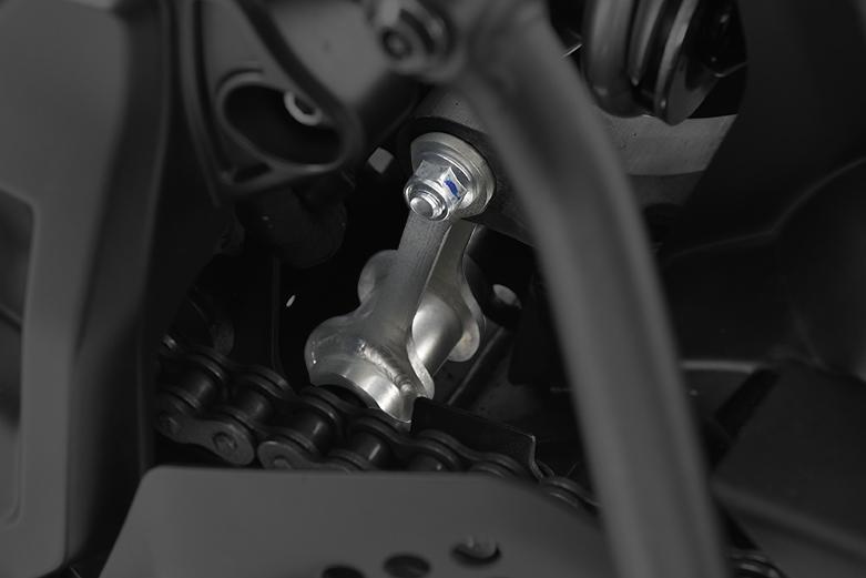 エフェックス ローダウンKIT 18mmダウン MT-07/ABS 14-21 XSR700 18-20