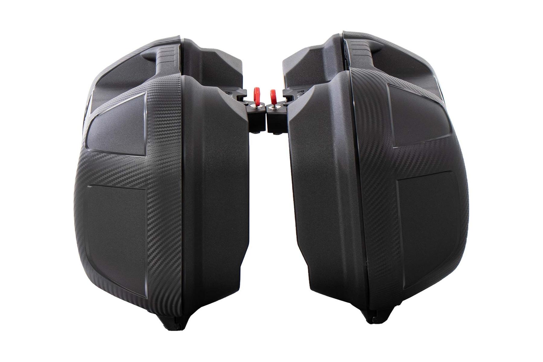 ヘプコアンドベッカー サイドケース ORBIT C-Bowキャリア用