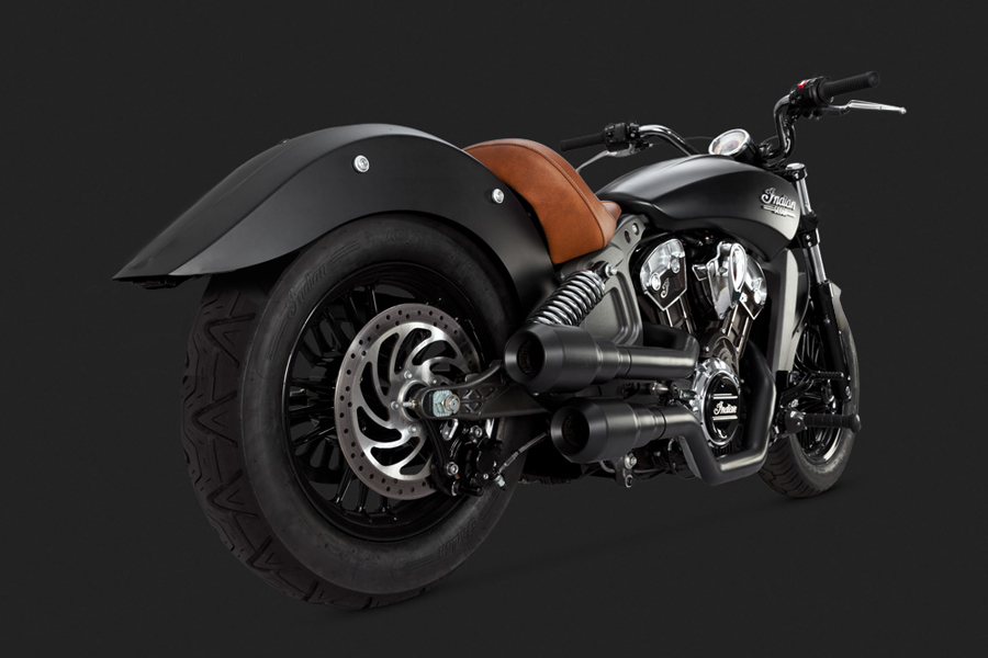 HO GRENADES 2-2 M-BLACK   INDIAN SCOUT 15-16