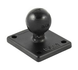 ラムマウント AMPSホールスクエアベース 1インチボール RAM-B-347U