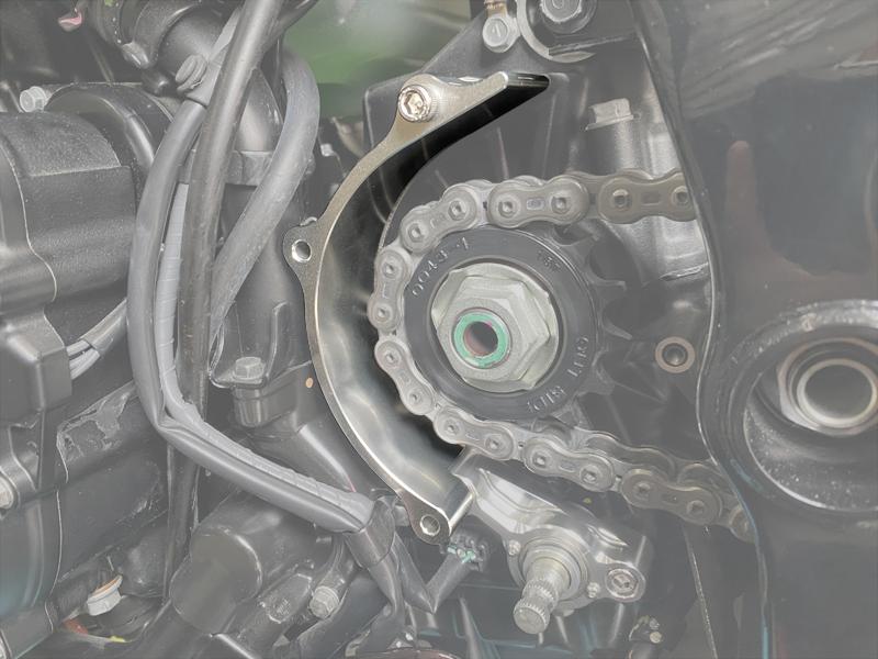 ポッシュフェイス ダストカバー シルバー Z900RS/CAFE 18-21