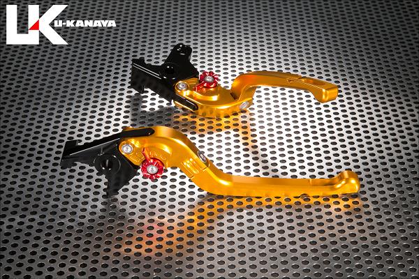 ユーカナヤ レバーセット Rタイプ GD/RD MONSTER S4Rs 06-08