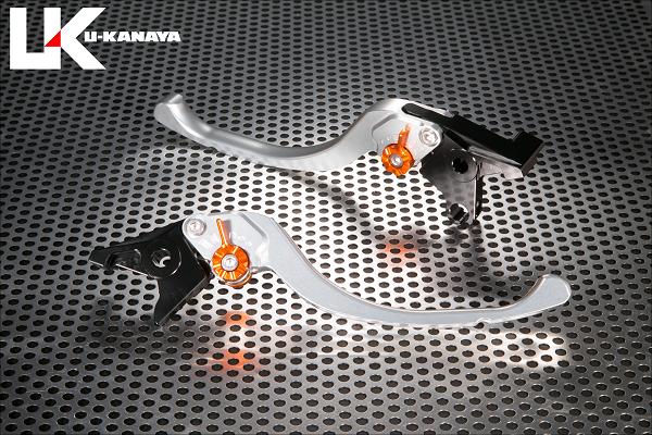 ユーカナヤ レバーセット ツーリング SV/BK CB1300SF (21-)